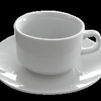 Чаша за кафе кафе/чай с лъжичка