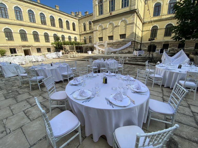 Кратък наръчник за организиране на сватба на открито във Варна | 2021