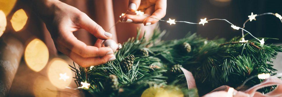 5 идеи за украса за Нова година + новогодишни късмети за баница за 2021!