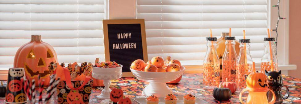 Тематично Хелоуин парти за деца